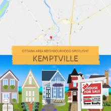 "Neighbourhood Snapshot: Kemptville ""Green and Growing"""